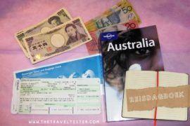 Een Wereldreis Plannen naar Australië    The Travel Tester