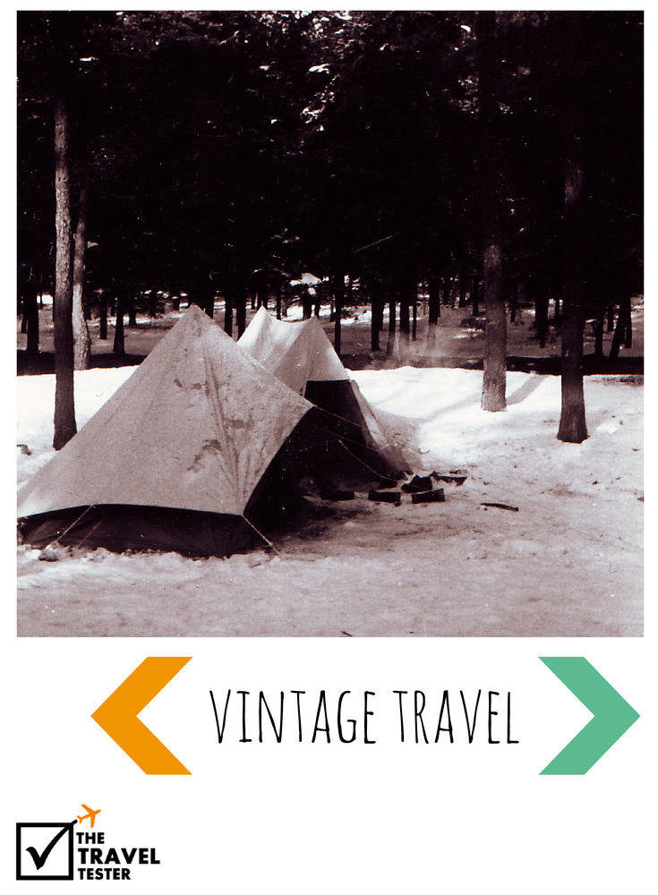Best Vintage Travel Photos from my Grandfather's Archive || The Travel Tester