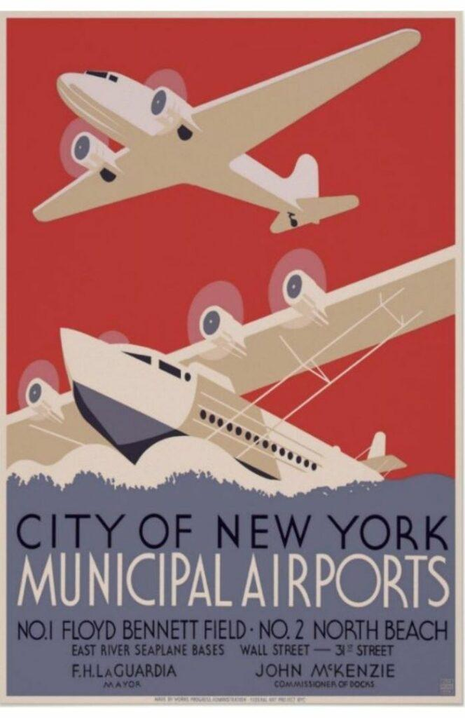 56x Vintage Travel Posters New York That You Want To Put On Your Wall || The Travel Tester