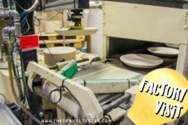 Behind the Scenes of the iittala Factory in Helsinki, Finland || The Travel Tester