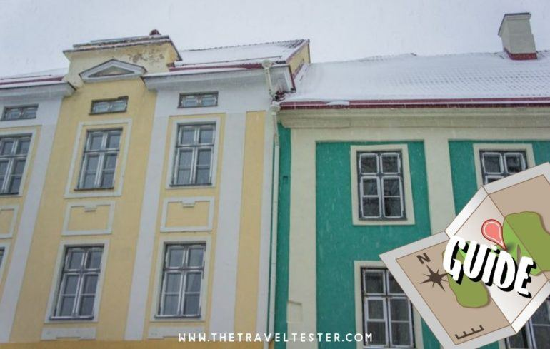 Daytrip from Helsinki: Visiting Enchanting Tallinn with the Ferry || The Travel Tester