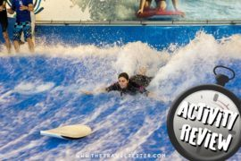 TESTED: Indoor Surfing at Cardiff International White Water (For The First Time!) || The Travel Tester