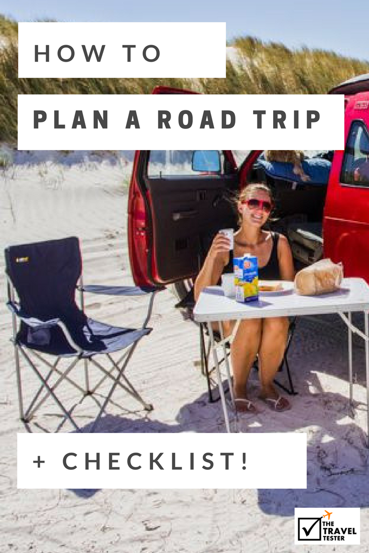 Ultimate Road Trip Planner: Travel Checklist for a Long Car Journey    The Travel Tester