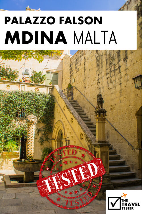 Palazzo Falson in Mdina: Have a Peek into Malta's Noble Past || The Travel Tester