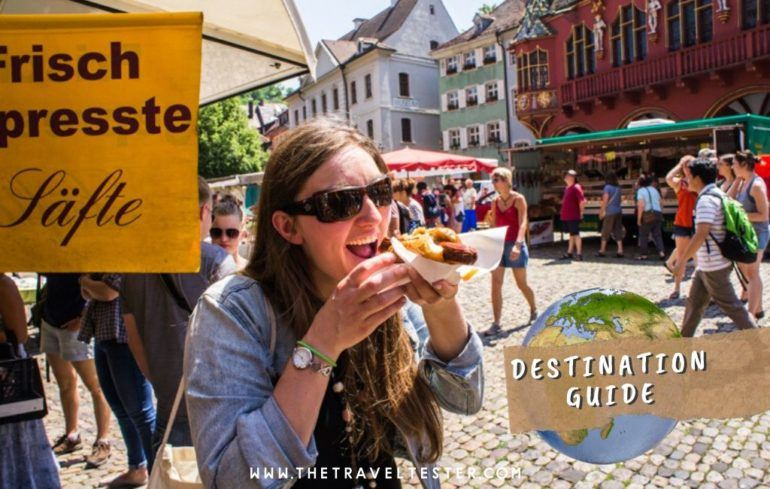 One Day In Freiburg, Duitsland? Complete City Break Guide