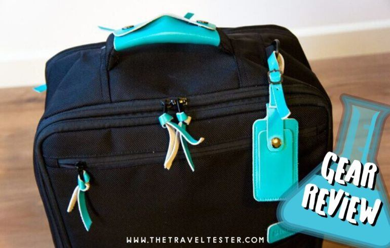 Standard Luggage Carry-on Bag    The Travel Tester