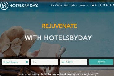 """Rejuvenate Yourself by Booking a """"Daycation"""" at Hotels by Day 