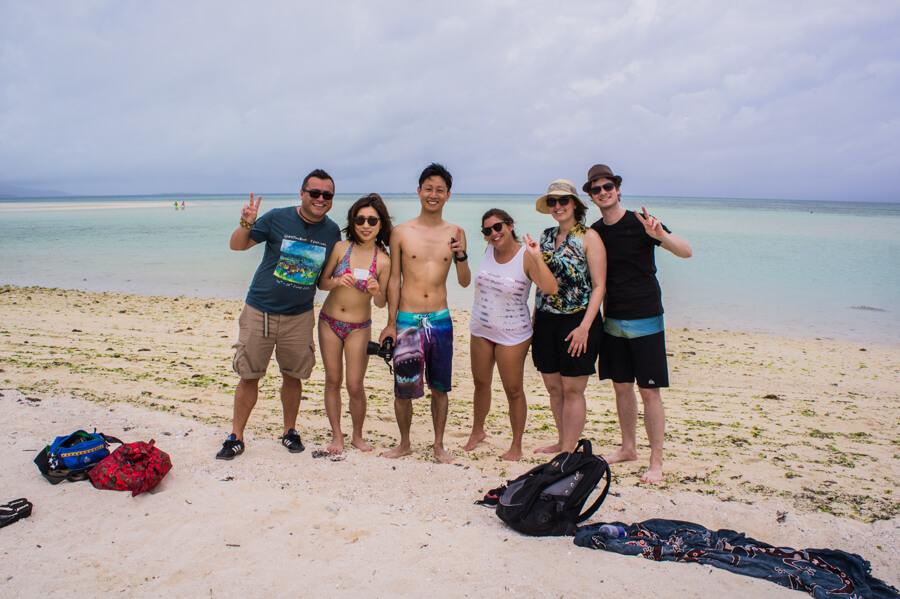 Cycle Trip around Taketomi Island, Okinawa Japan: Don't Miss Famous Starsand Beach! || The Travel Tester