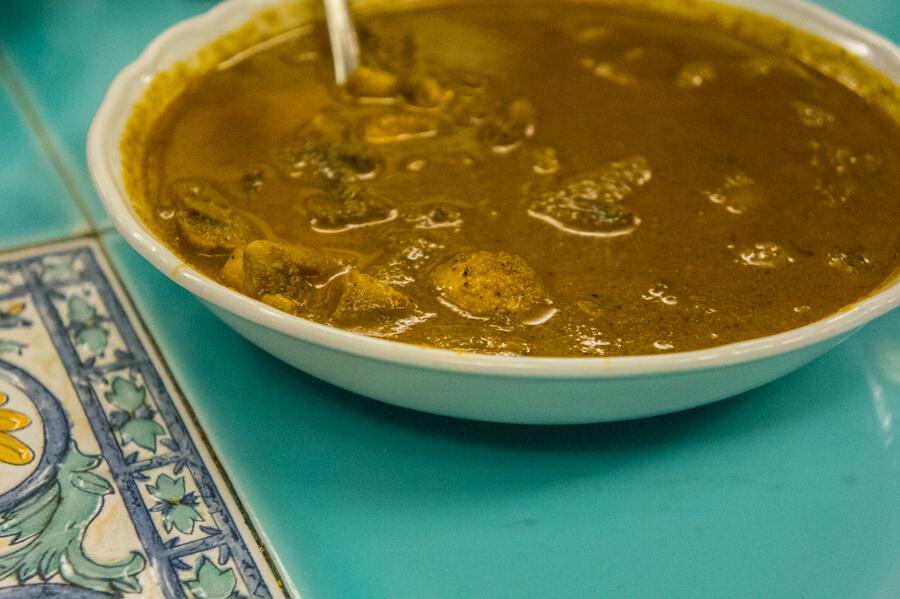Authentic Goan Cuisine at Mum's Kitchen in Goa, India || The Travel Tester