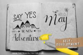Ideas for your Travel Bullet Journal    The Travel Tester