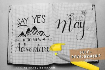 Ideas for your Travel Bullet Journal || The Travel Tester