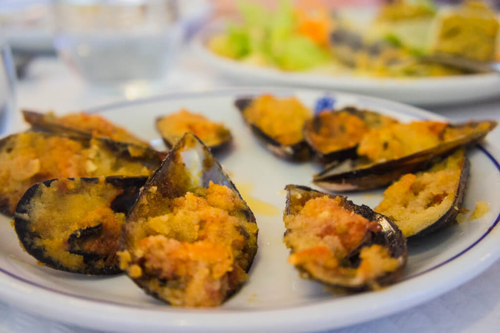 Traditional Meals at Restaurant Moli Des Raco in Menorca, Spain || The Travel Tester