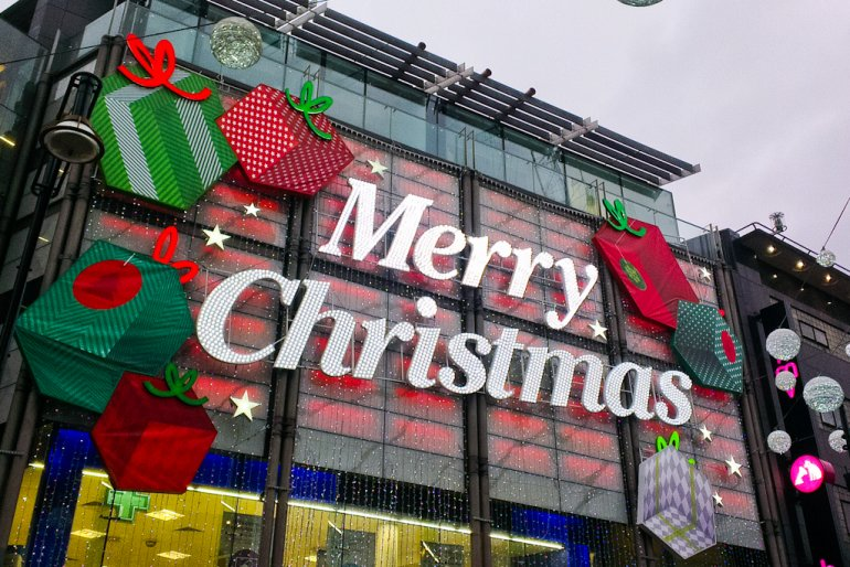 Christmas Shopping in Londen: 10x Shops For That Ultimate Christmas Feeling || The London Tester