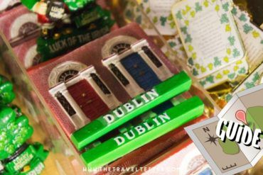 Art in Dublin, Ireland: Discover Unique Street Art, Statues and... Doors!