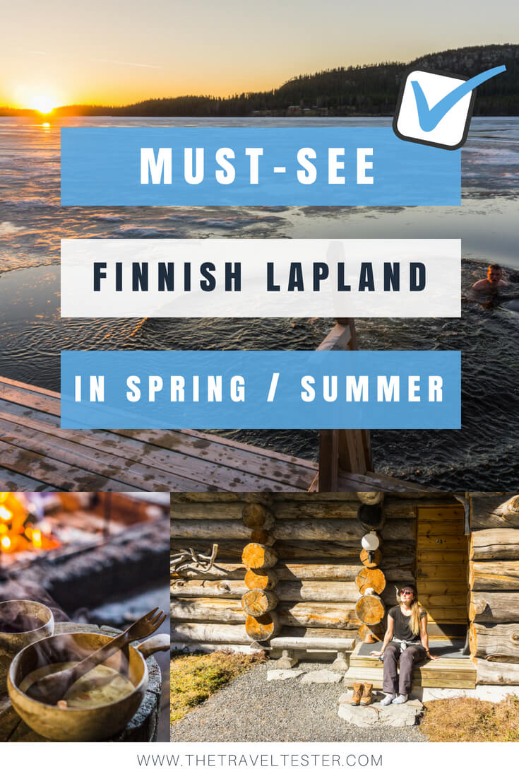 5x Things to Do in Northern Finland & Finnish Lapland in Summer & Spring    The Travel Tester    #Travel #Finland #Lapland #Nature #Summer #Spring #Finnish