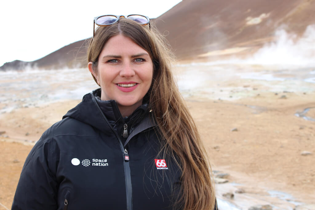 66 Degrees North Clothing Review: Soft Shell Jacket Women: 66 NorthSnaefell Jacket Review (NeoShell Jacket)    The Travel Tester