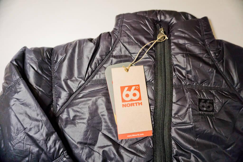 66 Degrees North Clothing Review: Vatnajokull PrimaLoft Jacket Womens (Collar Jacket)    The Travel Tester