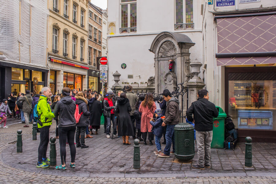 One Day in Brussels, Belgium? Complete Guide to a Perfect City Break || The Travel Tester || #Brussel #Brussels #Belgium #Travel #CityGuide #Belgie #Architecture #Statue #MannekenPis