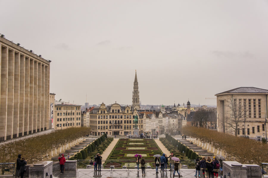One Day in Brussels, Belgium? Complete Guide to a Perfect City Break || The Travel Tester || #Brussel #Brussels #Belgium #Travel #CityGuide #Belgie #Park #Architecture #Garden