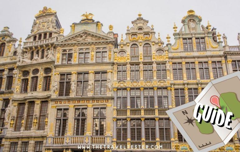 One Day in Brussels, Belgium? Complete Guide to a Perfect City Break || The Travel Tester