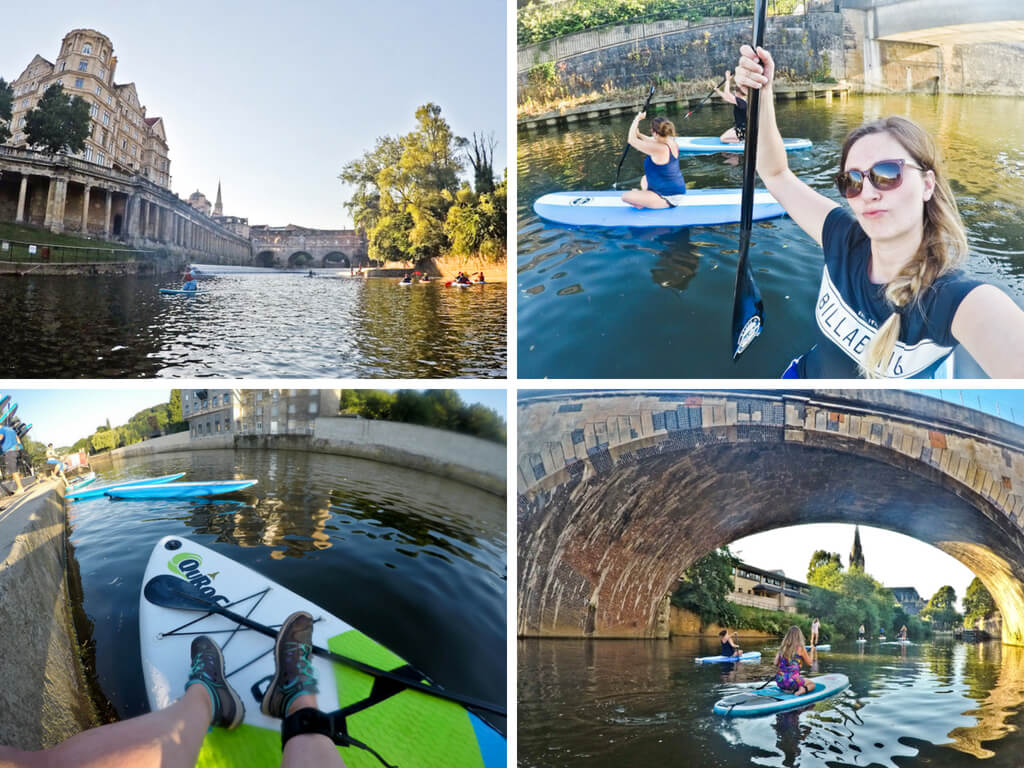 One Day In Bath, England? Complete Guide To A Perfect City Break! || The Travel Tester || #England #Engeland #Bath #RomanBath #Roman #CityGuide #WeekendBreak #UnitedKingdom #GreatBritain #PaddleBoarding #SUP #StandUpPaddle