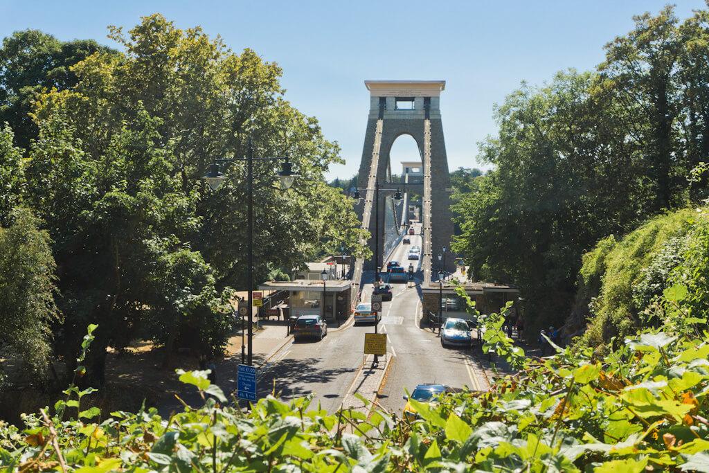 Clifton Suspension Bridge - Brunel, Bristol    The Travel Tester    #Bristol #SSGreatBritain #Britain #England #Maritime #Museum #SteamShip #Brunel