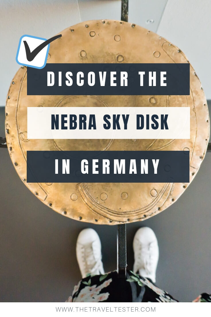 You Need to See the Incredible Nebra Sky Disk: The Oldest Depiction of the Cosmos Found in the World! || The Travel Tester || #NebraDisk #Cosmos