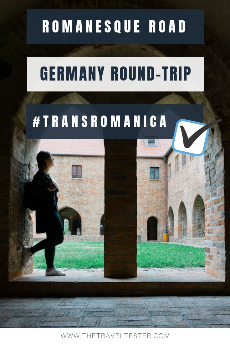Transromanica Road Trip in Germany: Harz Mountains to the Strasse der Romanik    The Travel Tester    #Transromanica #RoadTrip #Germany #VisitGermany