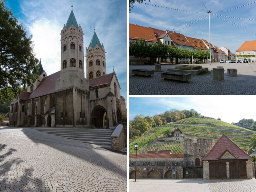 Transromanica Road Trip in Germany: Harz Mountains to the Strasse der Romanik    The Travel Tester    #Transromanica #RoadTrip #Germany #VisitGermany #Freyburg