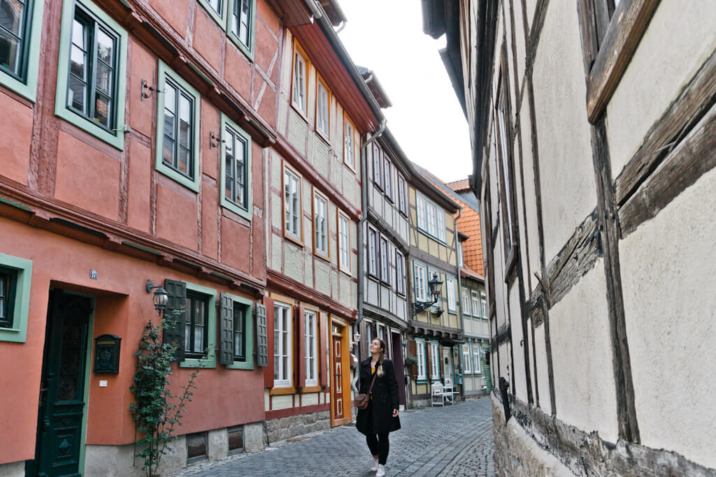 Transromanica Road Trip in Germany: Harz Mountains to the Strasse der Romanik    The Travel Tester    #Transromanica #RoadTrip #Germany #VisitGermany #Halberstadt
