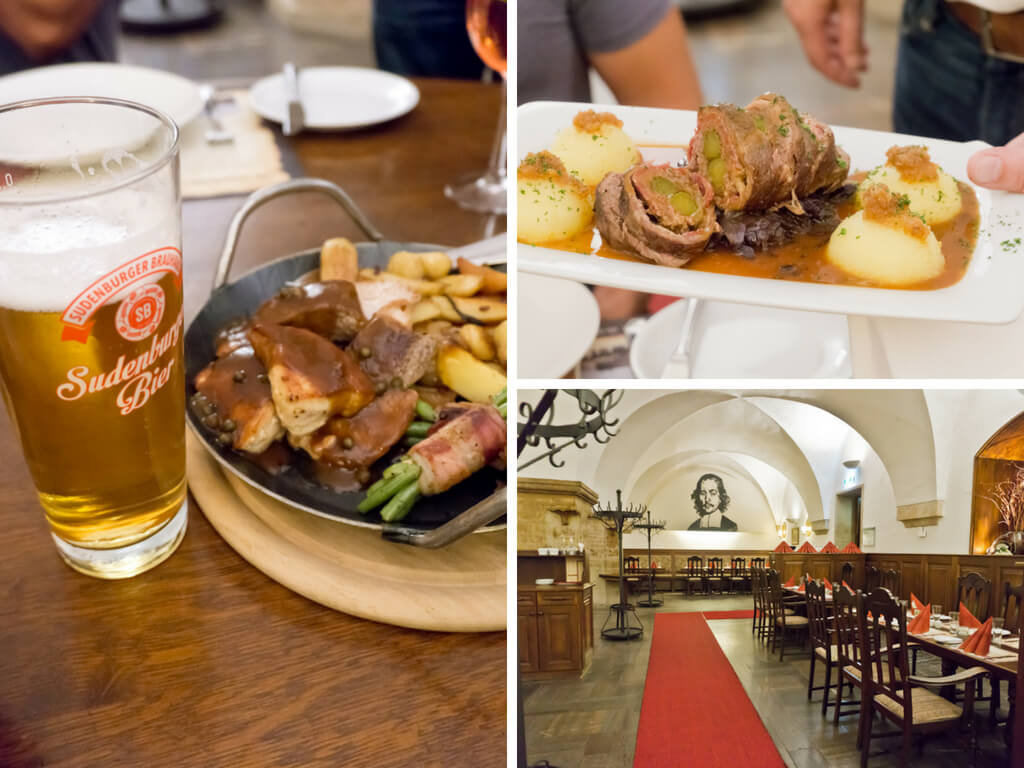 Transromanica Road Trip in Germany: Harz Mountains to the Strasse der Romanik    The Travel Tester    #Transromanica #RoadTrip #Germany #VisitGermany #Magdeburg #ratskeller #germanfood