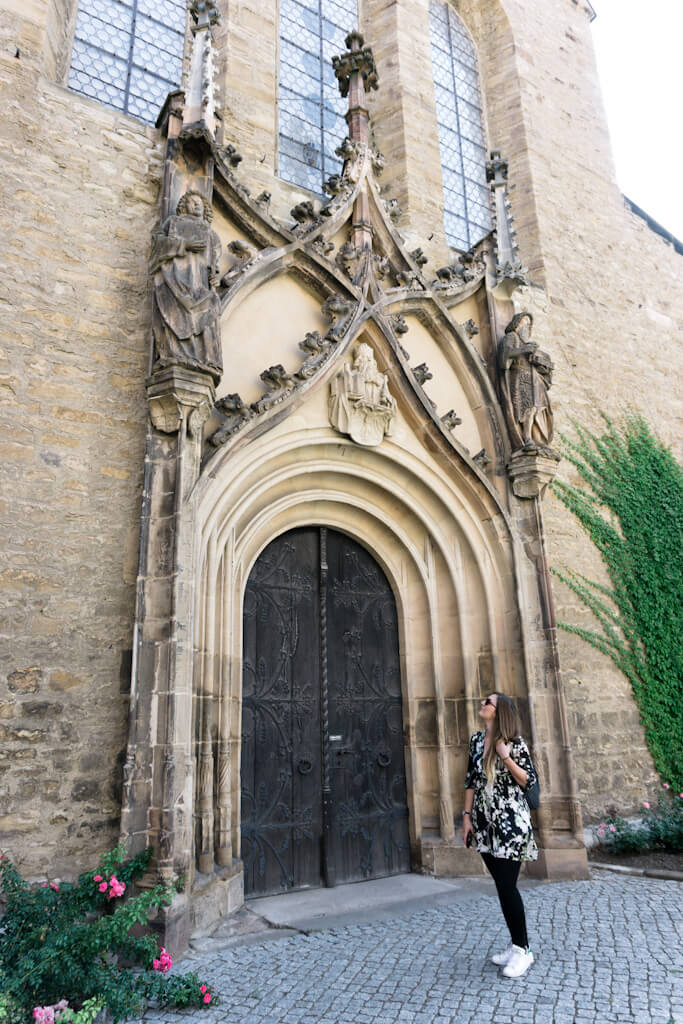 Transromanica Road Trip in Germany: Harz Mountains to the Strasse der Romanik    The Travel Tester    #Transromanica #RoadTrip #Germany #VisitGermany #Merseburg