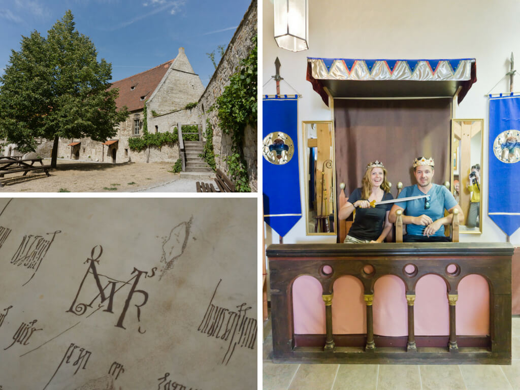 Transromanica Road Trip in Germany: Harz Mountains to the Strasse der Romanik    The Travel Tester    #Transromanica #RoadTrip #Germany #VisitGermany #Neuenburg