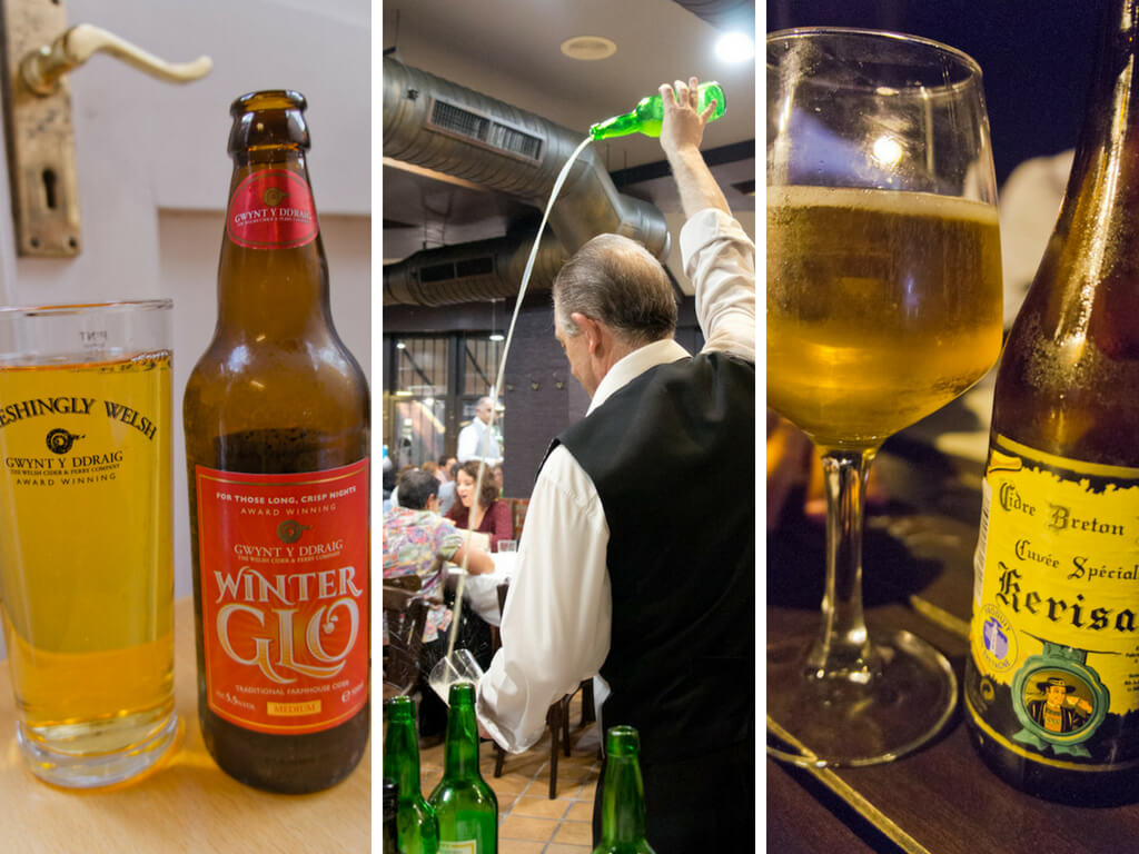 What is Cider? (And why are not many people drinking this yet in The Netherlands?)    The Travel Tester