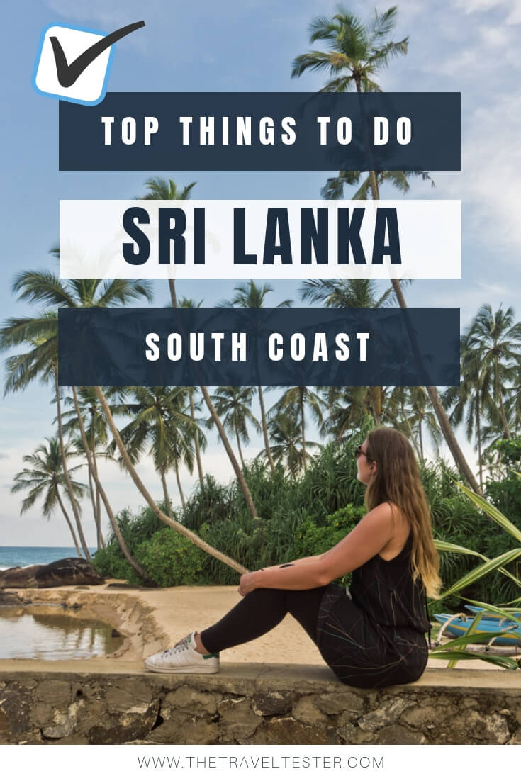 10 Best Things to Do in Sri Lanka that Will Make you Grow as a Person || The Travel Tester || #SriLanka #Asia #Travel #Beach