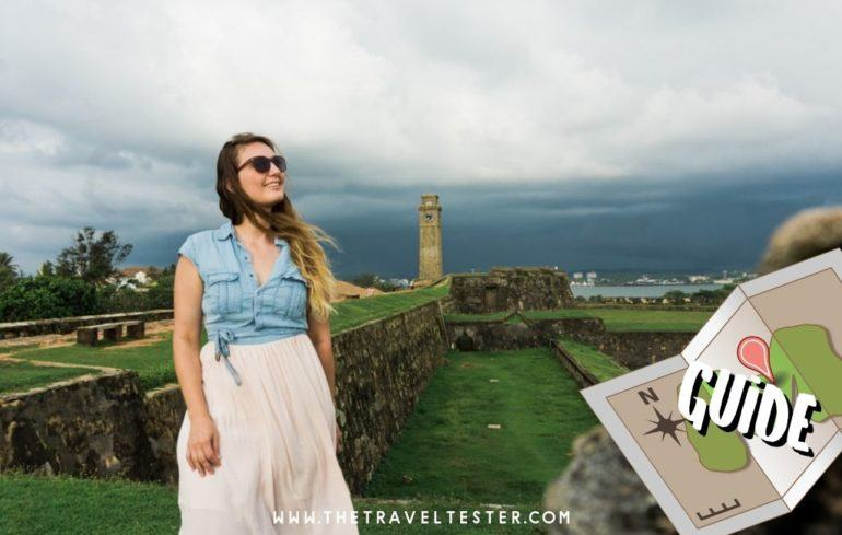 One Day in Galle Fort, Sri Lanka? Complete Guide To A Perfect City Break!    The Travel Tester