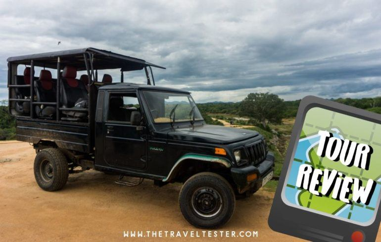 What You Need to Know About The Yala National Park Safari || The Travel Tester