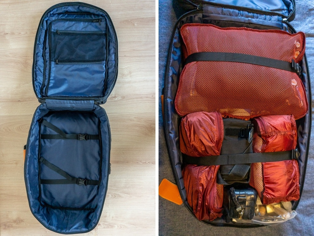 How to Use the Clever Konmari Folding Method for Travel || The Travel Tester