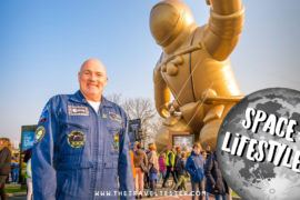 Dutch Astronaut André Kuipers Opens National Museum Week in The Netherlands || The Travel Tester