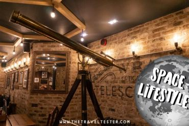The Astronomer Pub London: One of Those Pubs Near Liverpool Street Station You Have to Visit! || The Travel Tester