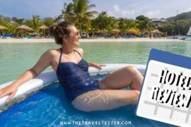 Experiencing Antigua All Inclusive Resorts - Something for Me? || The Travel Tester