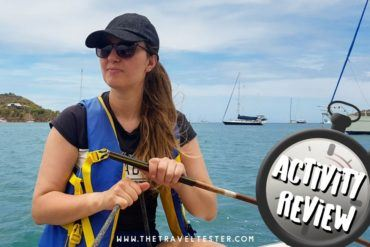 National Antigua Sailing Academy: Learning to Sail For The First Time! || The Travel Tester