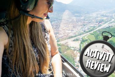 Insane Ride in a Helicopter Italy: Experience Trento from Above... and Beyond!    The Travel Tester