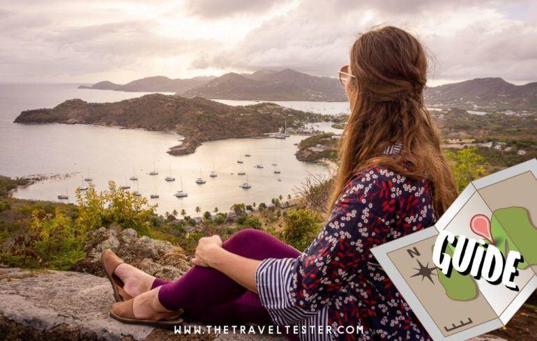 Visiting Historic Nelson's Dockyard, English Harbour, Antigua || The Travel Tester