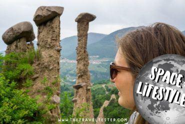 Visiting The Alien Landscape of Piramidi di Segonzano Trento, Italy    The Travel Tester