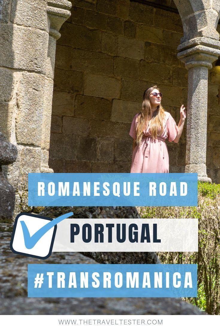 Road Trip Along The Rota Do Romanico in Portugal with Transromanica || The Travel Tester