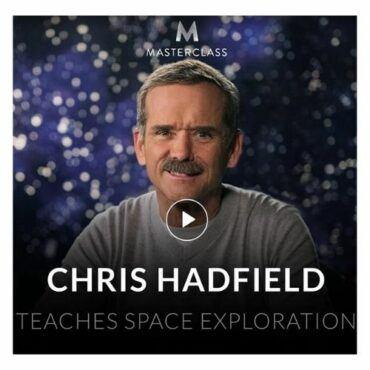MasterClass Chris Hadfield