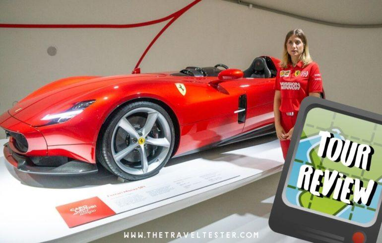 Outstanding Enzo Ferrari Museum Modena, Italy - Step in the World of Car Perfection!    The Travel Tester