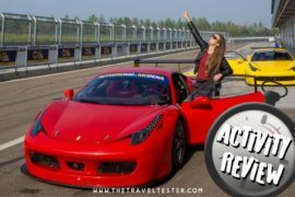 Tested: This is the Ultimate Supercar Driving Experience in Italy!    The Travel Tester