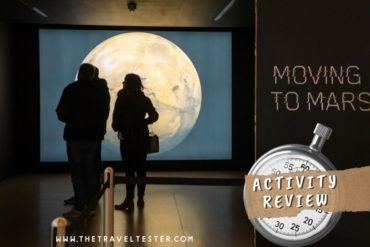 Mission To Mars: Big Questions in the Design Museum in London, England || The Travel Tester